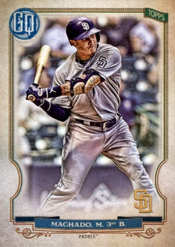 2020 Topps Gypsy Queen Baseball Variations Gallery & Checklist 43
