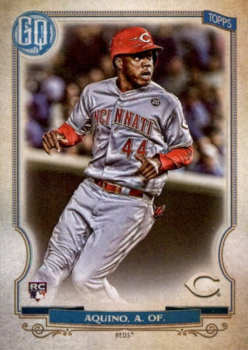 2020 Topps Gypsy Queen Baseball Variations Gallery & Checklist 53