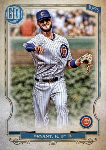2020 Topps Gypsy Queen Baseball Variations Gallery & Checklist 11