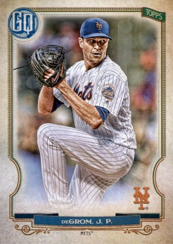 2020 Topps Gypsy Queen Baseball Variations Gallery & Checklist 57