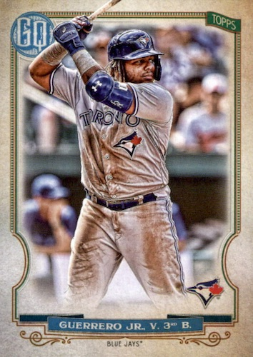 2020 Topps Gypsy Queen Baseball Variations Gallery & Checklist 59