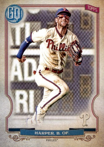 2020 Topps Gypsy Queen Baseball Variations Gallery & Checklist 113