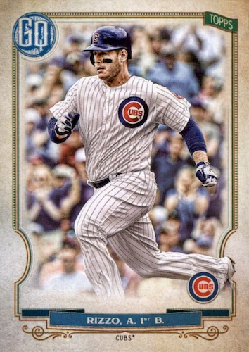 2020 Topps Gypsy Queen Baseball Variations Gallery & Checklist 115