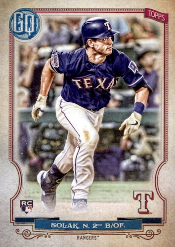 2020 Topps Gypsy Queen Baseball Variations Gallery & Checklist 73