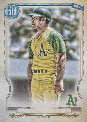 2020 Topps Gypsy Queen Baseball Variations Gallery & Checklist 1
