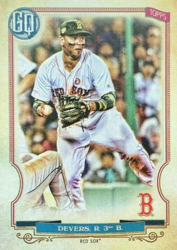 2020 Topps Gypsy Queen Baseball Variations Gallery & Checklist 120
