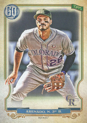 2020 Topps Gypsy Queen Baseball Variations Gallery & Checklist 132