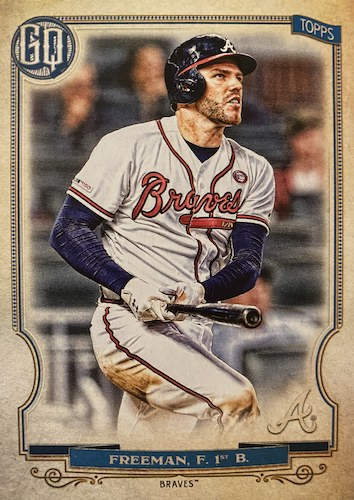 2020 Topps Gypsy Queen Baseball Variations Gallery & Checklist 134