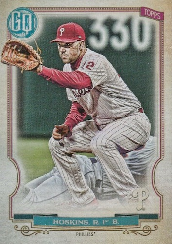 2020 Topps Gypsy Queen Baseball Variations Gallery & Checklist 24