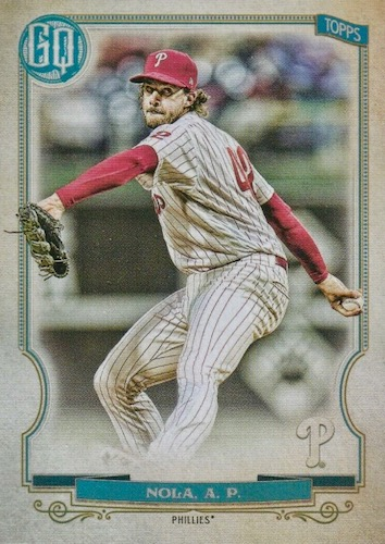 2020 Topps Gypsy Queen Baseball Variations Gallery & Checklist 42