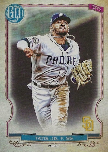 2020 Topps Gypsy Queen Baseball Variations Gallery & Checklist 22
