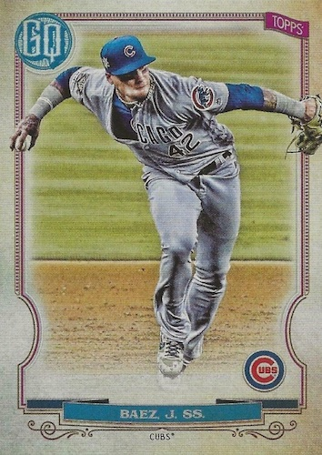 2020 Topps Gypsy Queen Baseball Variations Gallery & Checklist 36