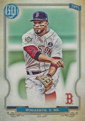 2020 Topps Gypsy Queen Baseball Variations Gallery & Checklist 20