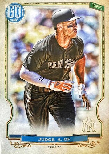 2020 Topps Gypsy Queen Baseball Variations Gallery & Checklist 62