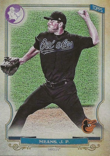 2020 Topps Gypsy Queen Baseball Variations Gallery & Checklist 48