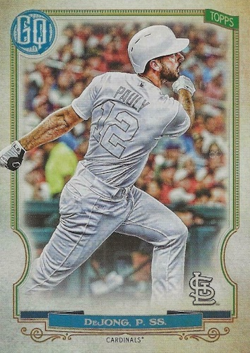 2020 Topps Gypsy Queen Baseball Variations Gallery & Checklist 86