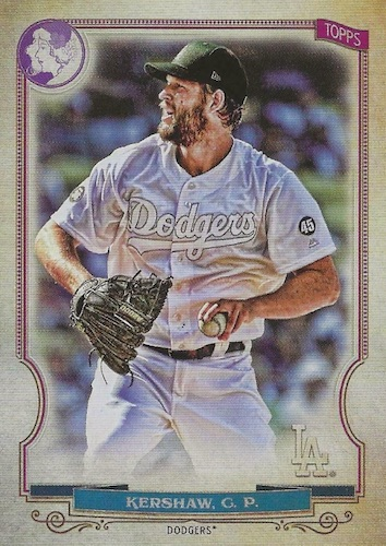2020 Topps Gypsy Queen Baseball Variations Gallery & Checklist 50