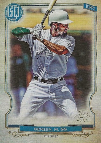 2020 Topps Gypsy Queen Baseball Variations Gallery & Checklist 88