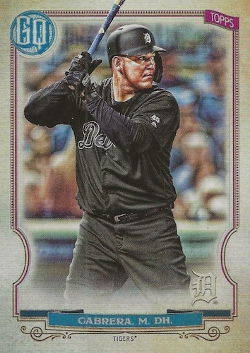 2020 Topps Gypsy Queen Baseball Variations Gallery & Checklist 96