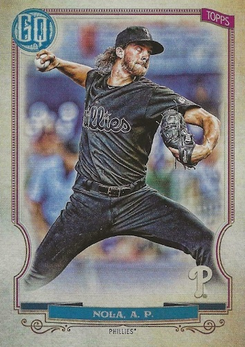 2020 Topps Gypsy Queen Baseball Variations Gallery & Checklist 100