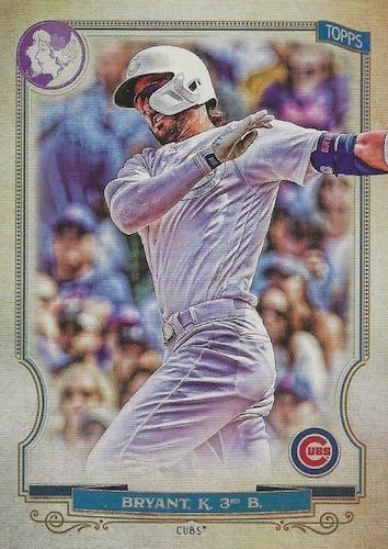 2020 Topps Gypsy Queen Baseball Variations Gallery & Checklist 56