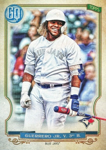 2020 Topps Gypsy Queen Baseball Variations Gallery & Checklist 60