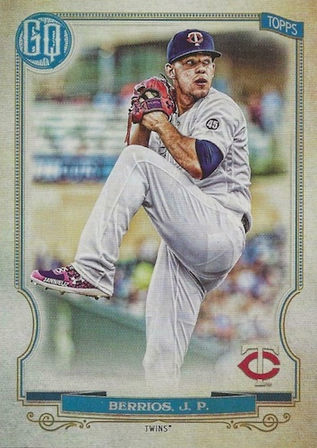 2020 Topps Gypsy Queen Baseball Variations Gallery & Checklist 68