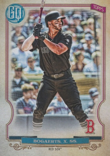 2020 Topps Gypsy Queen Baseball Variations Gallery & Checklist 70