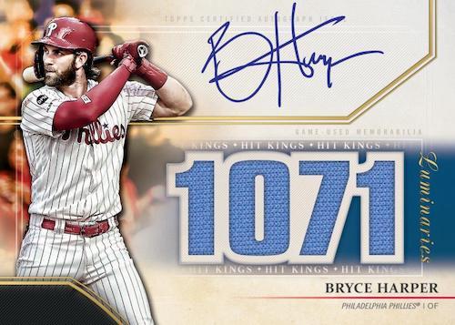 2020 Topps Luminaries Baseball Cards 5