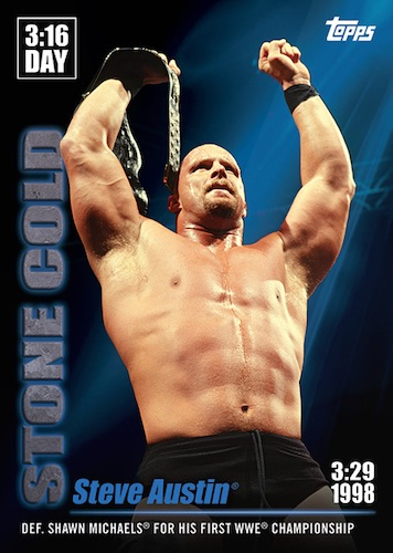 2020 Topps Now WWE Wrestling Cards Checklist 6