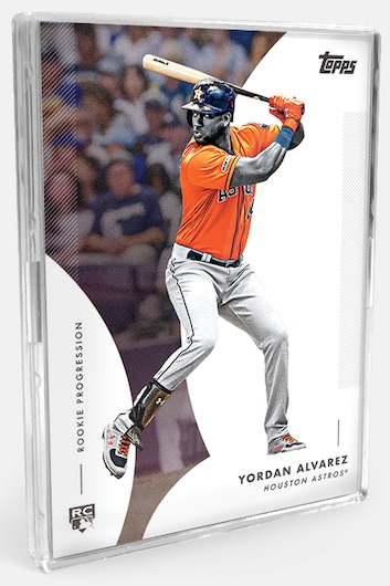 2020 Topps On Demand Set Trading Cards - Set 9 Dynamic Duals MLB 9