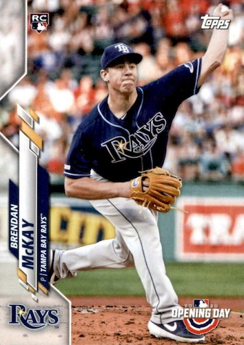 2020 Topps Opening Day Baseball Variations Guide - Canadian Exclusives 5