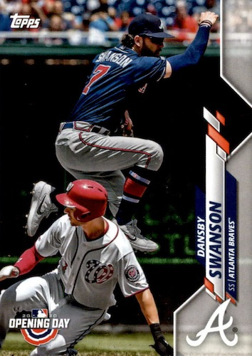 2020 Topps Opening Day Baseball Variations Guide - Canadian Exclusives 40