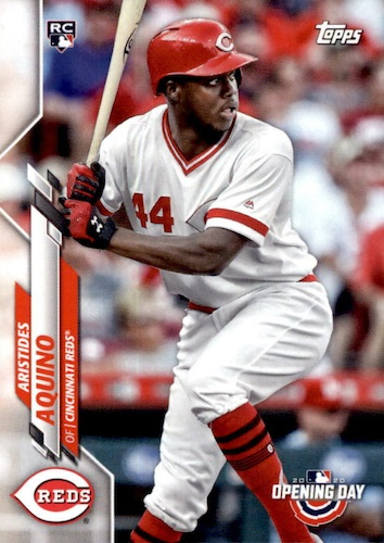 2020 Topps Opening Day Baseball Variations Guide - Canadian Exclusives 46