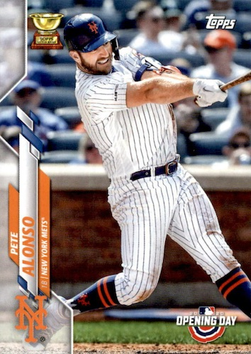 2020 Topps Opening Day Baseball Variations Guide - Canadian Exclusives 50