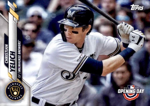 2020 Topps Opening Day Baseball Variations Guide - Canadian Exclusives 54
