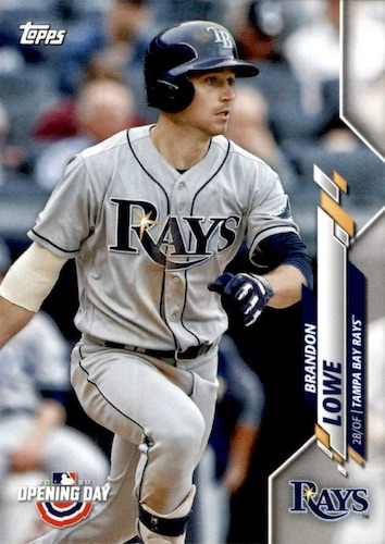2020 Topps Opening Day Baseball Variations Guide - Canadian Exclusives 56