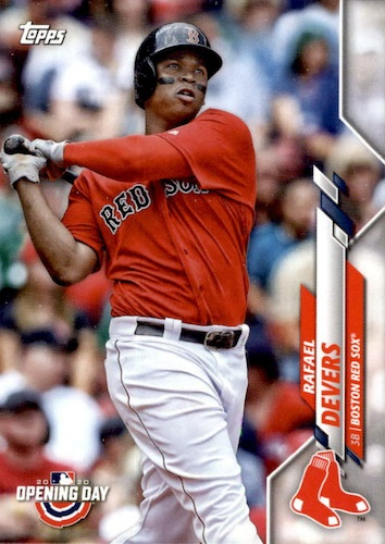 2020 Topps Opening Day Baseball Variations Guide - Canadian Exclusives 58