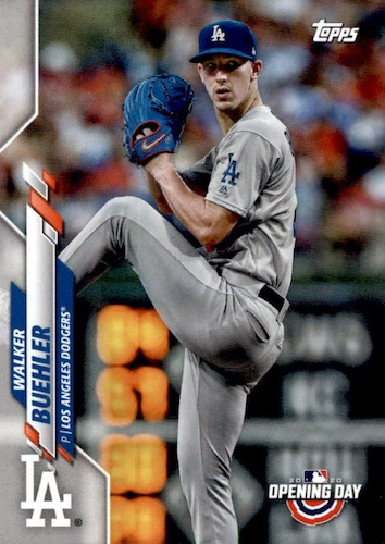 2020 Topps Opening Day Baseball Variations Guide - Canadian Exclusives 60
