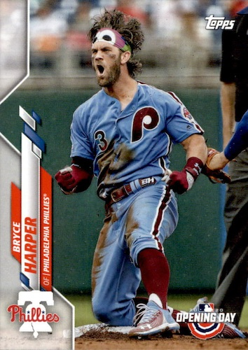 2020 Topps Opening Day Baseball Variations Guide - Canadian Exclusives 69