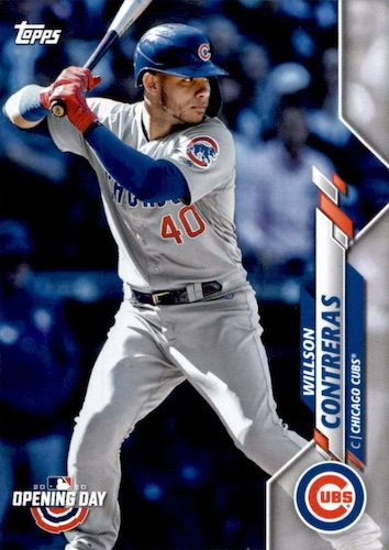 2020 Topps Opening Day Baseball Variations Guide - Canadian Exclusives 7