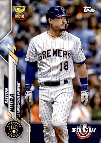 2020 Topps Opening Day Baseball Variations Guide - Canadian Exclusives 24