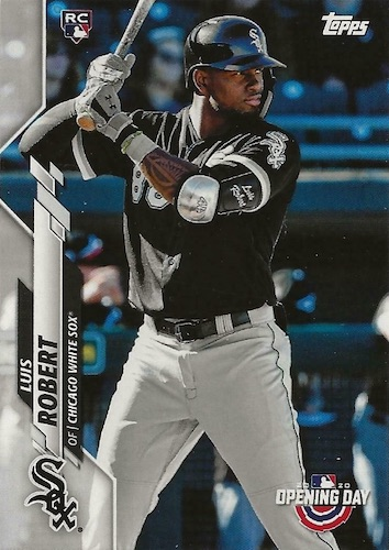 Luis Robert Rookie Cards Guide 21