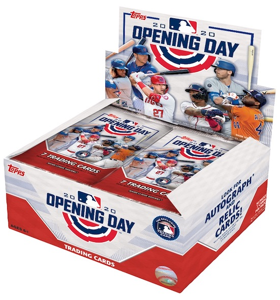 Site Contest Giveaway: Win a Free Topps Baseball Hobby Box - Winners Announced 2