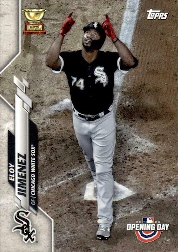 2020 Topps Opening Day Baseball Variations Guide - Canadian Exclusives 45