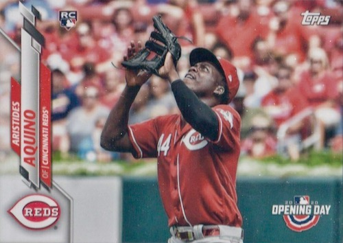 2020 Topps Opening Day Baseball Variations Guide - Canadian Exclusives 47