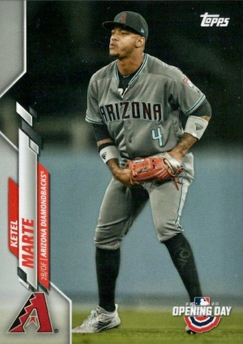 2020 Topps Opening Day Baseball Variations Guide - Canadian Exclusives 53