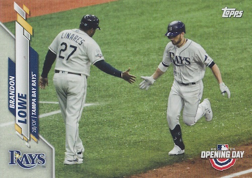 2020 Topps Opening Day Baseball Variations Guide - Canadian Exclusives 57