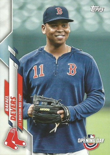 2020 Topps Opening Day Baseball Variations Guide - Canadian Exclusives 59