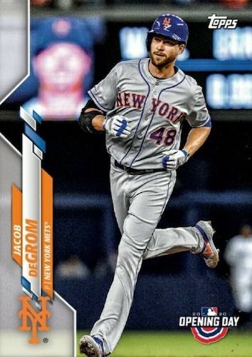 2020 Topps Opening Day Baseball Variations Guide - Canadian Exclusives 68